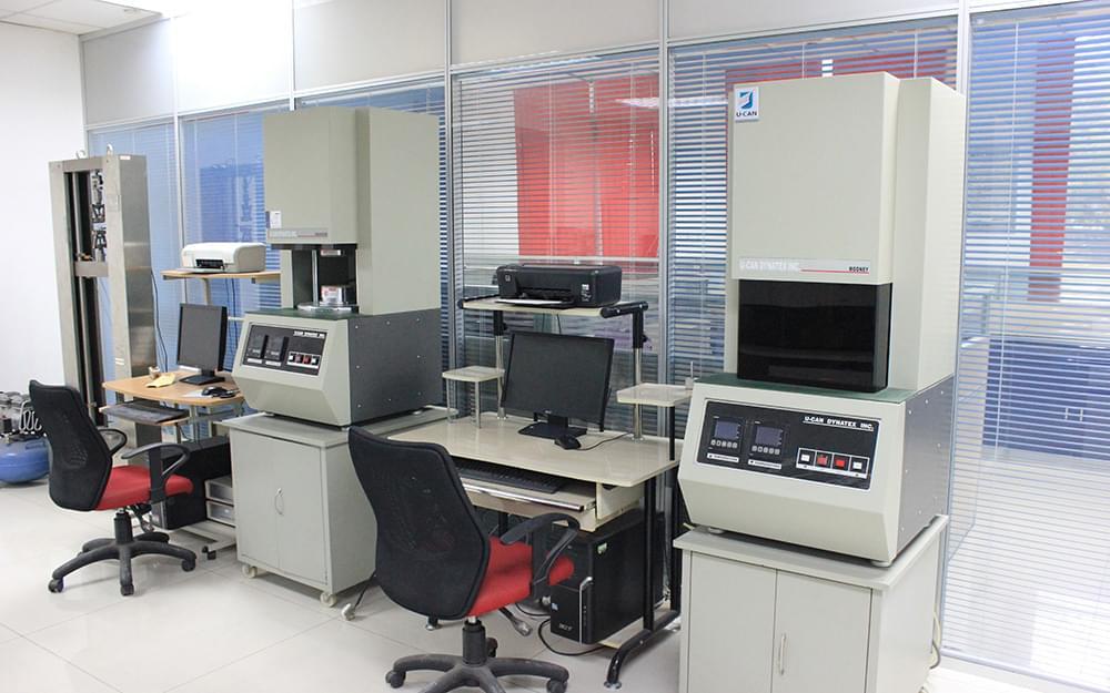 橡胶实验室